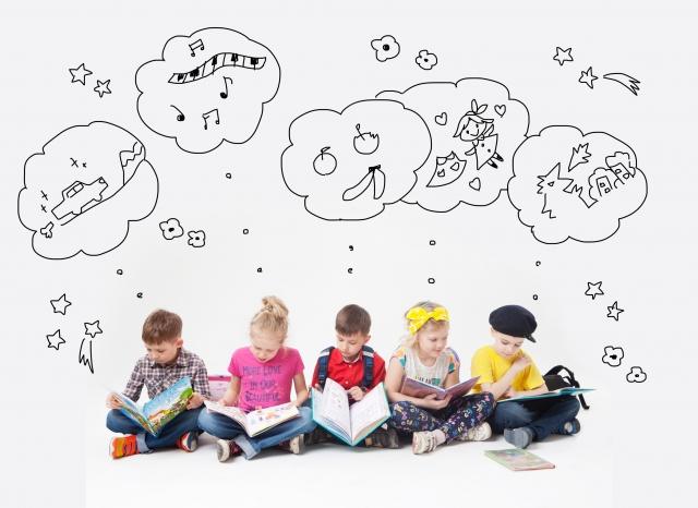 オンライン家庭教師 想像力