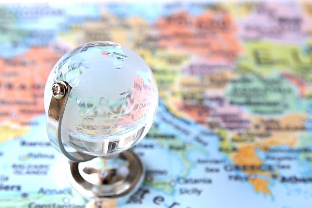 オンライン家庭教師 地図 問題集
